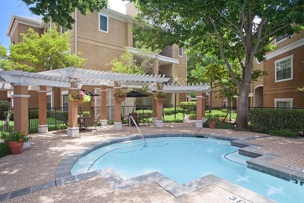 Pool at Listing #137423