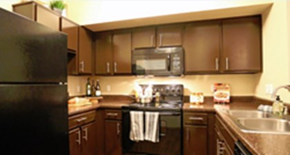 Kitchen at Listing #138518