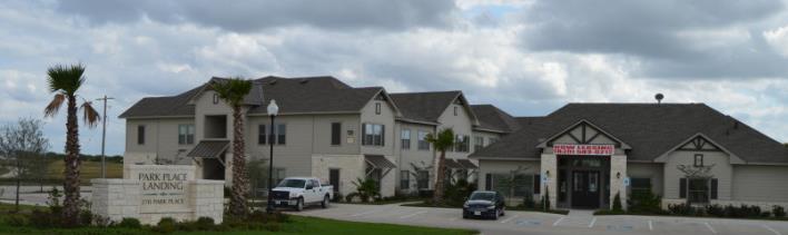 Park Place Landing Apartments Kenedy, TX