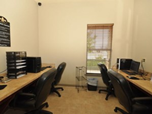 Business Center at Listing #144473