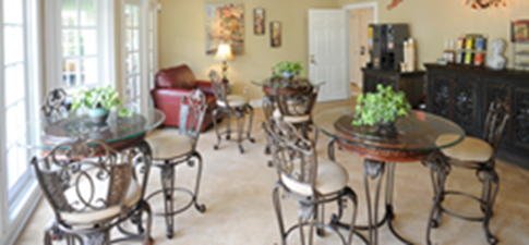 Lounge at Listing #139748