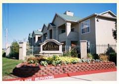 Villas at Parkhaven Apartments Sherman TX