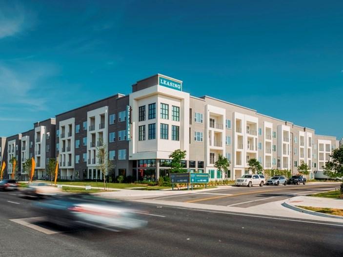 Copeland Apartments