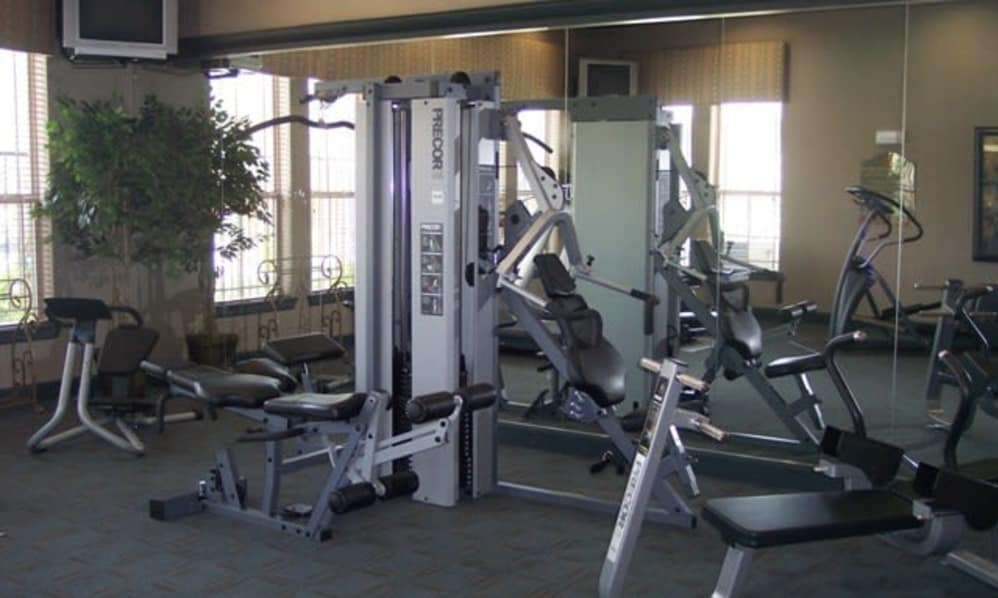 Fitness at Listing #144442