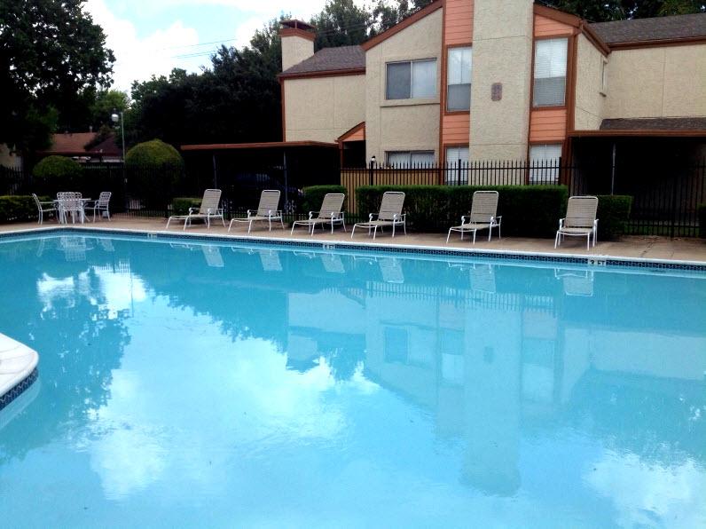 Pool at Listing #139855