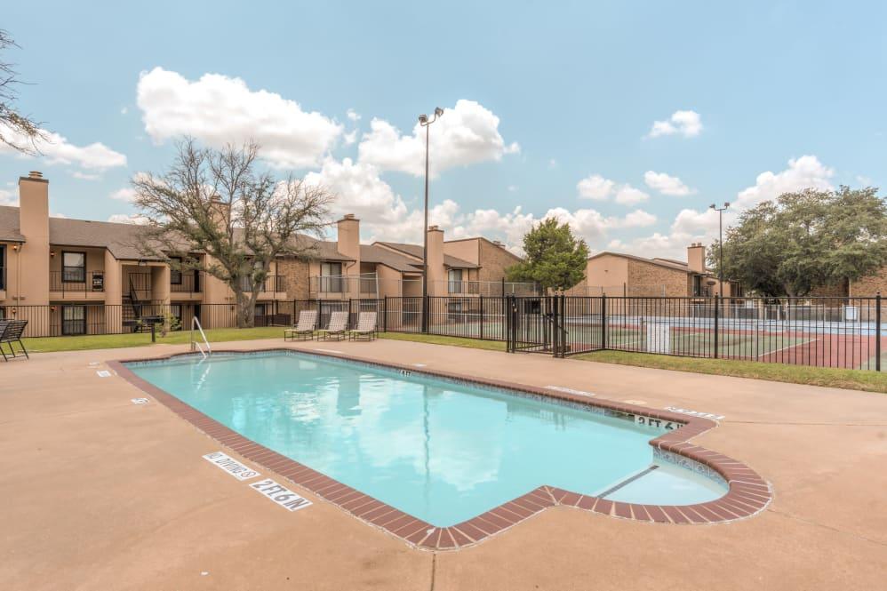 Pool at Listing #136297
