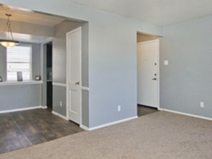 Living/Dining at Listing #137364