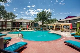 Pool at Listing #135944