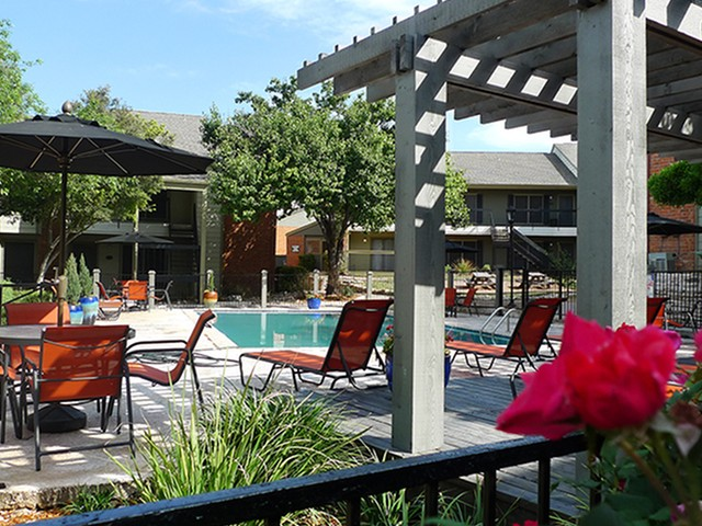 Park at Stone Creek Apartments Austin TX