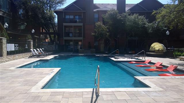 Pool at Listing #137276