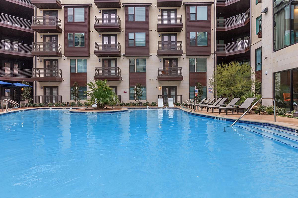 Pool at Listing #281853