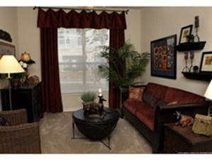 Living Room at Listing #144086