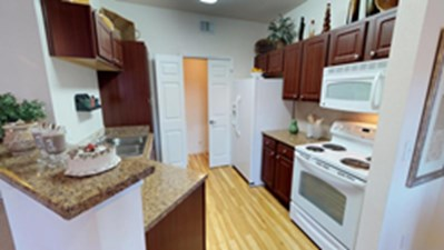 Kitchen at Listing #151606