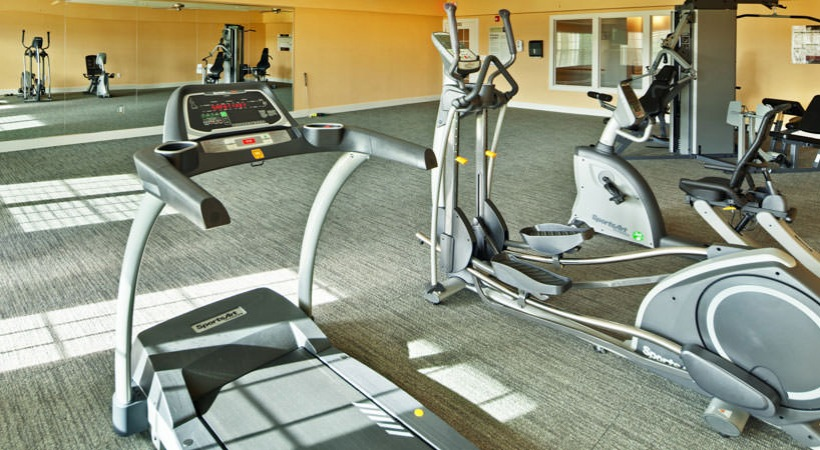 Fitness Center at Listing #225347
