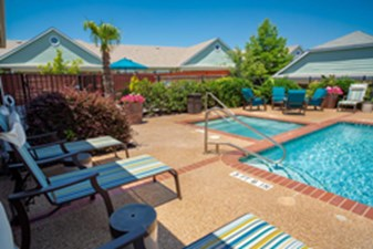 Pool at Listing #146673
