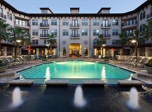 Pool at Listing #144559