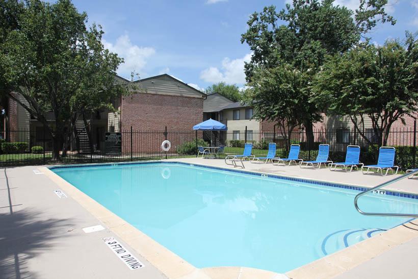 Pool at Listing #139132