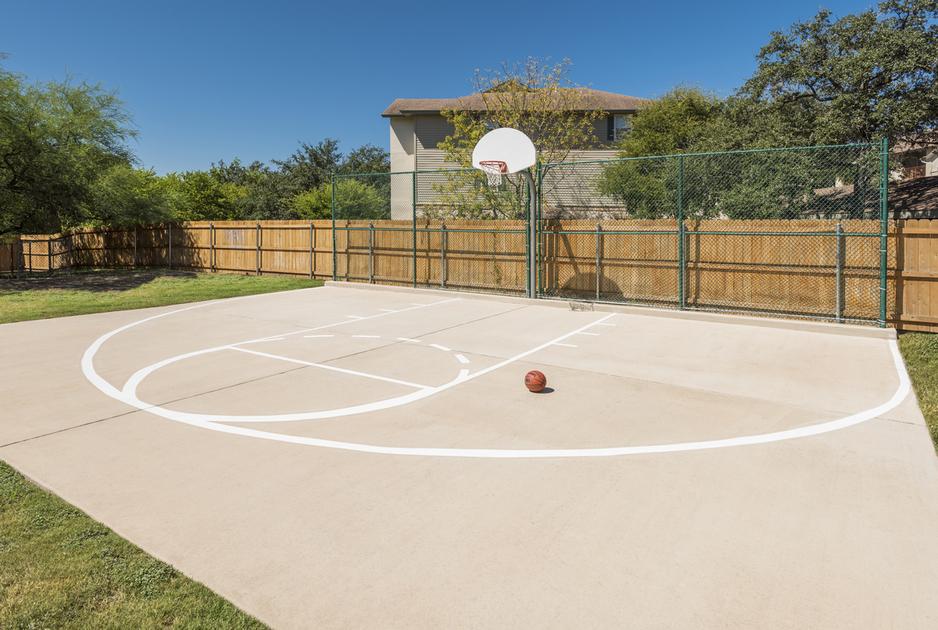 Basketball at Listing #141444