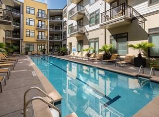 Pool at Listing #147805