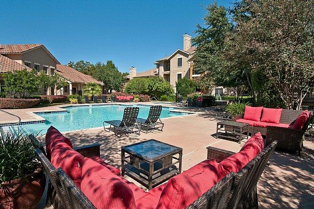 Pool at Listing #140699