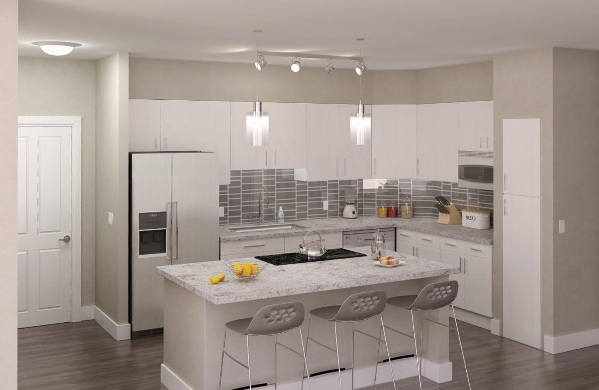Kitchen at Listing #251457