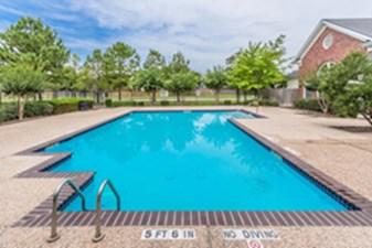 Pool at Listing #144175