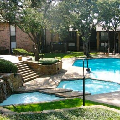 Pool at Listing #136853