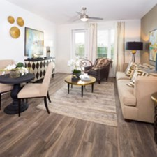 Living/Dining at Listing #252752