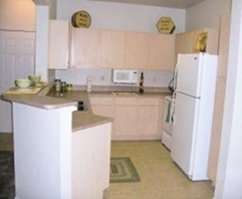 Kitchen at Listing #140799