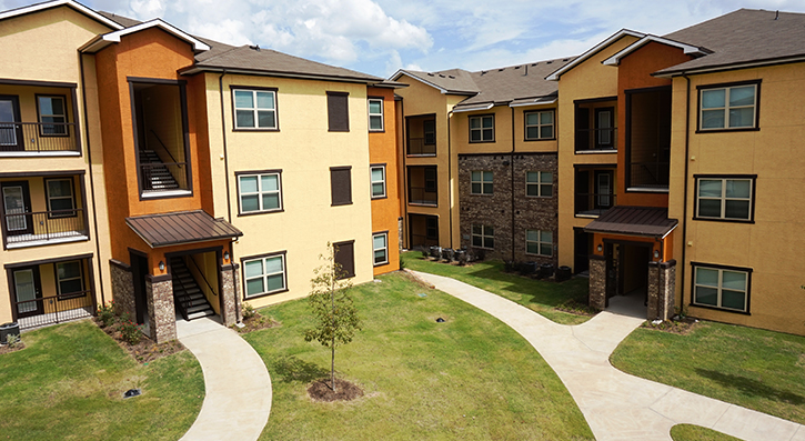 Creed Canyon Apartments Sherman, TX