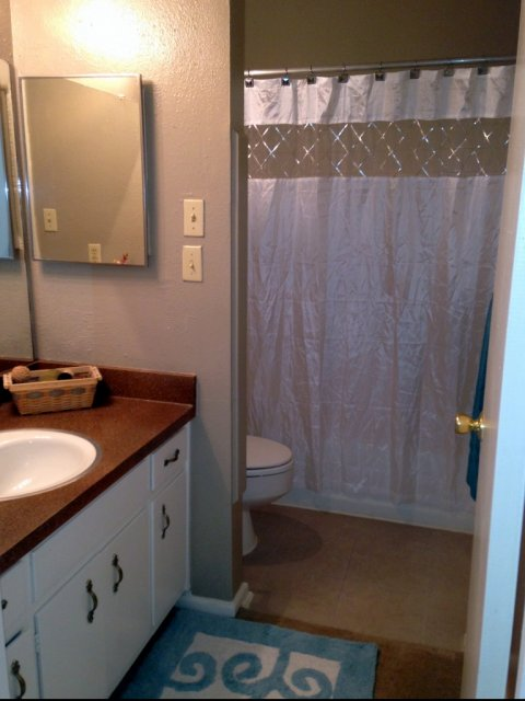 Bathroom at Listing #141290
