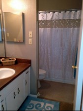 Bathroom at Listing #141290