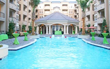 Pool at Listing #147477