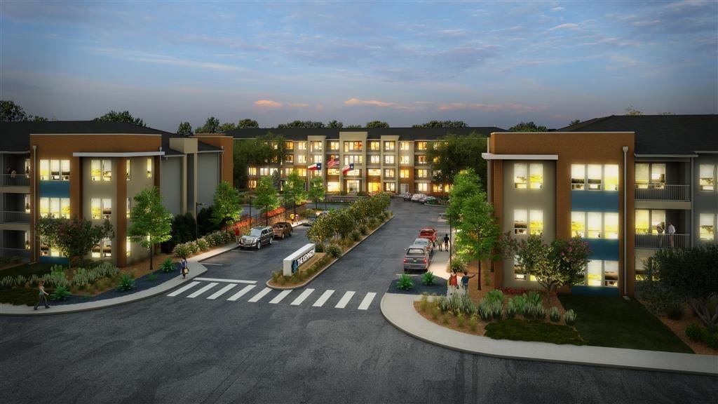 Kennedy at Brooks City Base Apartments San Antonio, TX