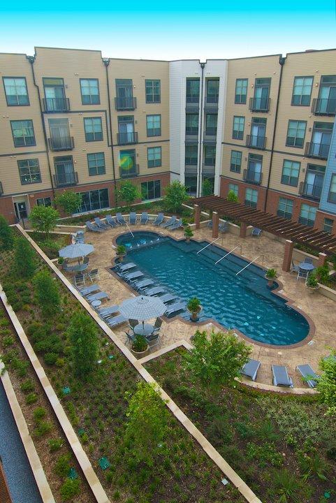 Pool at Listing #145052