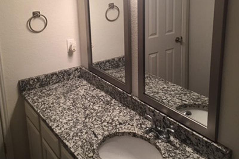 Bathroom at Listing #136717