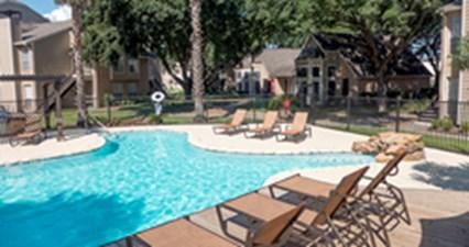 Pool at Listing #138378