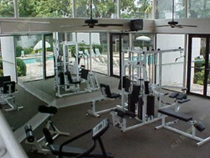Fitness Center at Listing #141102