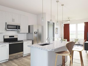 Kitchen at Listing #305004