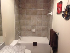Bathroom at Listing #281635