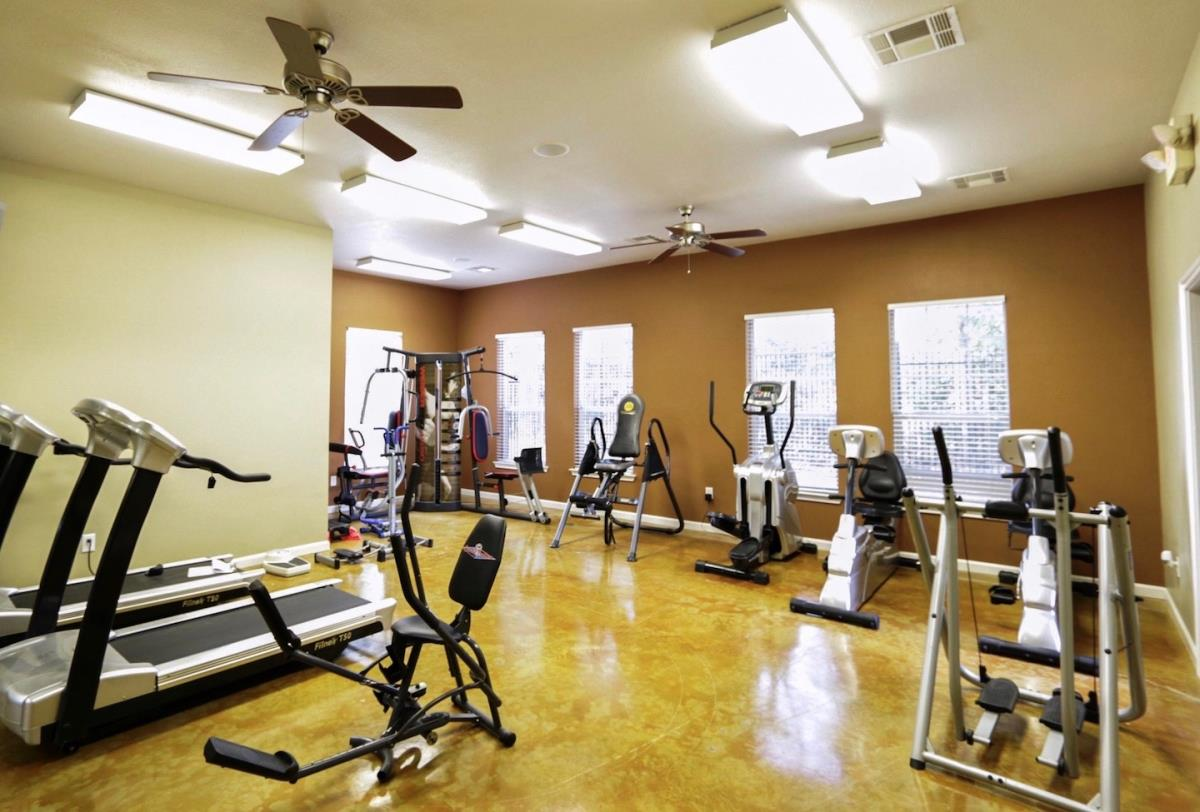 Fitness Center at Listing #147869