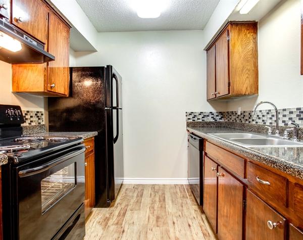 Kitchen at Listing #137372