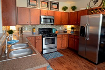 Kitchen at Listing #145532