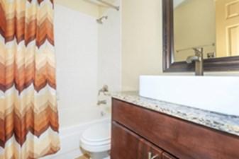 Bathroom at Listing #139439