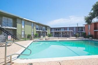 Pool at Listing #229898