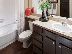 Bathroom at Listing #140770