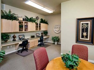 Business Center at Listing #138848