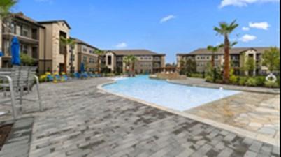 Pool at Listing #309250