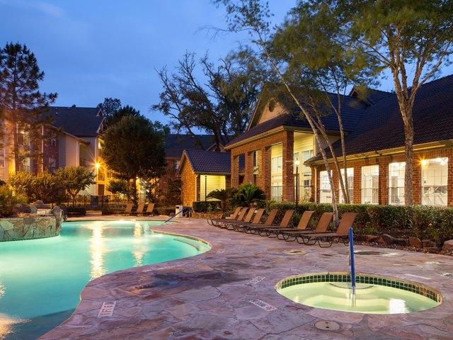Pool at Listing #138666