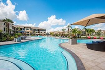 Pool at Listing #301998